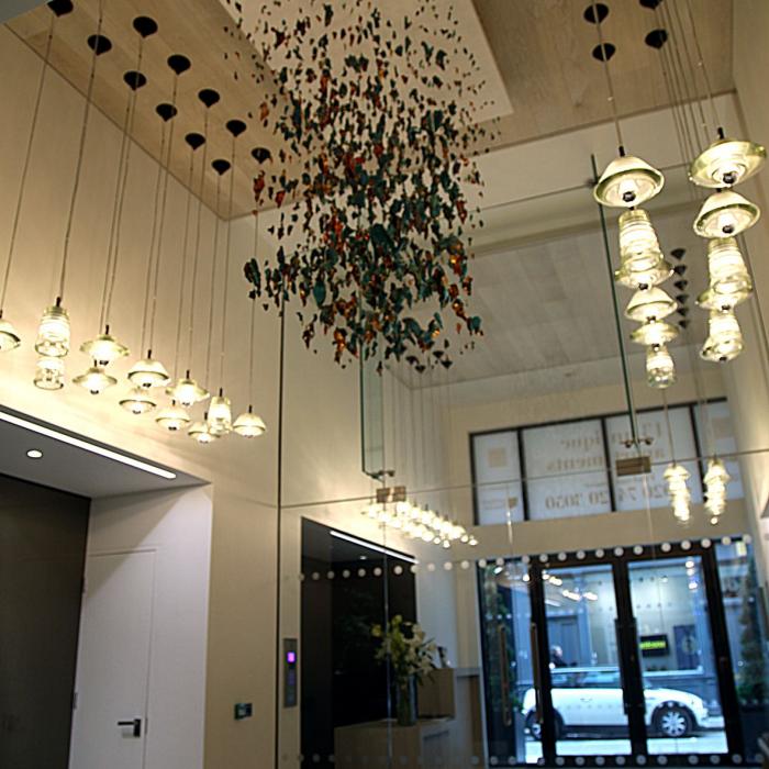 Residential Reception Soho