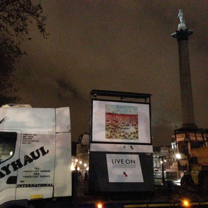 Trafalgar Square Hotels London Uk